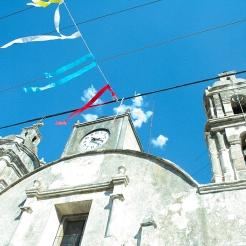 Iglesia principal de Tepoztlán
